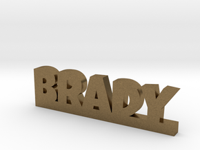 BRADY Lucky in Natural Bronze