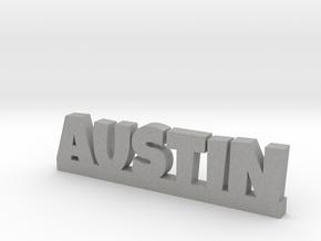 AUSTIN Lucky in Aluminum