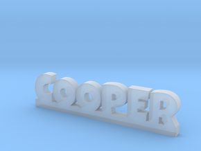COOPER Lucky in Smooth Fine Detail Plastic