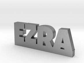 EZRA Lucky in Natural Silver