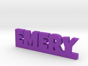 EMERY Lucky in Purple Processed Versatile Plastic