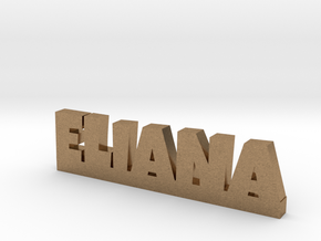 ELIANA Lucky in Natural Brass