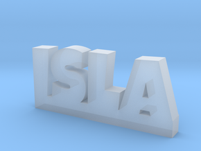 ISLA Lucky in Smooth Fine Detail Plastic