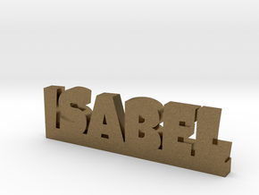 ISABEL Lucky in Natural Bronze