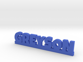 GREYSON Lucky in Blue Strong & Flexible Polished
