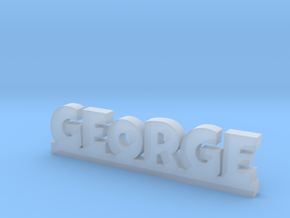 GEORGE Lucky in Smooth Fine Detail Plastic