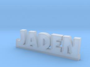 JADEN Lucky in Smooth Fine Detail Plastic