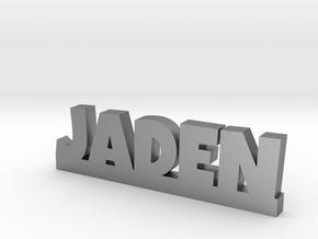 JADEN Lucky in Natural Silver