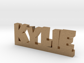 KYLIE Lucky in Natural Brass
