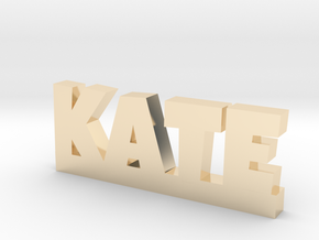 KATE Lucky in 14k Gold Plated Brass