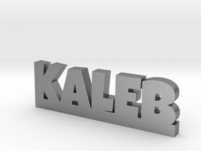 KALEB Lucky in Natural Silver
