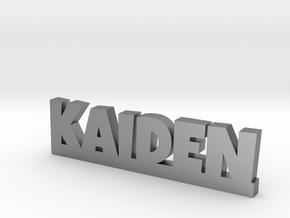 KAIDEN Lucky in Natural Silver