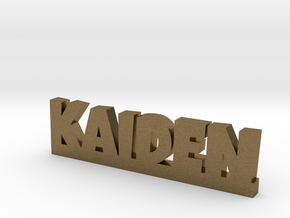 KAIDEN Lucky in Natural Bronze