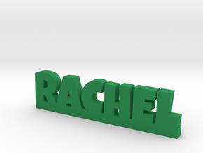 RACHEL Lucky in Green Processed Versatile Plastic