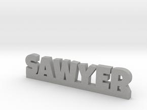 SAWYER Lucky in Aluminum
