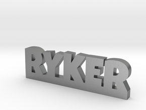RYKER Lucky in Natural Silver