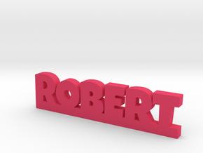 ROBERT Lucky in Pink Processed Versatile Plastic
