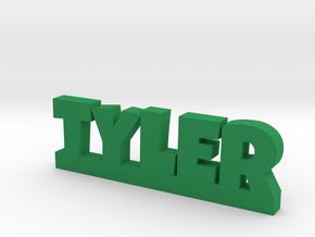 TYLER Lucky in Green Processed Versatile Plastic