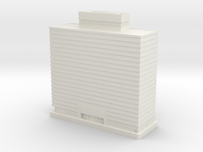 Two Penn Center (1:2000) in White Natural Versatile Plastic