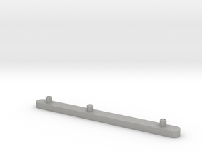 Ikea RAST 107103 Drawer Rail replacement part in Aluminum
