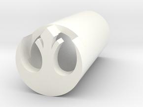 Rebel Blade Plug in White Processed Versatile Plastic