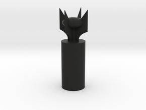 LOTR ORTHANC Blade Plug in Black Natural Versatile Plastic