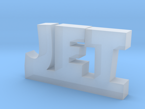 JET Lucky in Smooth Fine Detail Plastic