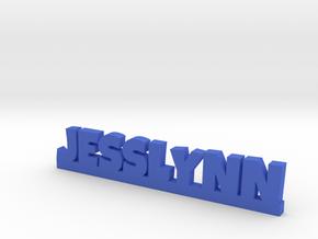JESSLYNN Lucky in Blue Processed Versatile Plastic
