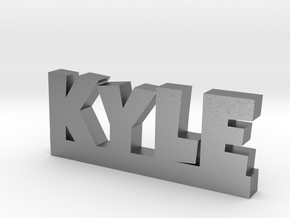 KYLE Lucky in Natural Silver