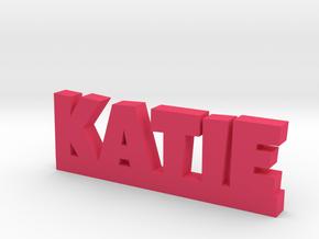 KATIE Lucky in Pink Processed Versatile Plastic