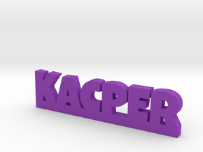 KACPER Lucky in Purple Processed Versatile Plastic