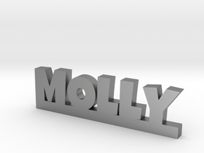 MOLLY Lucky in Natural Silver