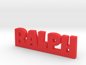 RALPH Lucky in Red Processed Versatile Plastic
