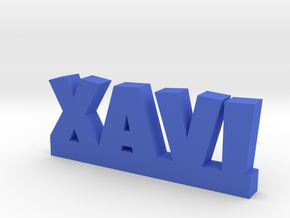 XAVI Lucky in Blue Processed Versatile Plastic