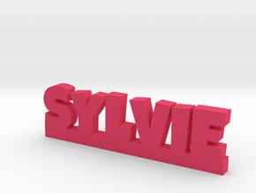 SYLVIE Lucky in Pink Processed Versatile Plastic