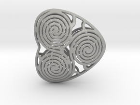 live, love and laugh celtic heart in Aluminum
