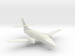 1/500 Jetstream 31 in White Natural Versatile Plastic: 1:500