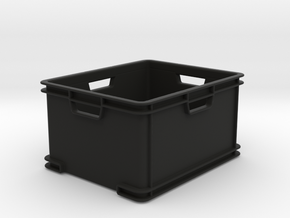 Box Type 7 - 1/10 in Black Natural Versatile Plastic