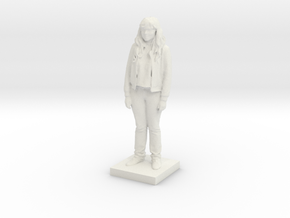 Printle C Femme 090 - 1/18 in White Strong & Flexible