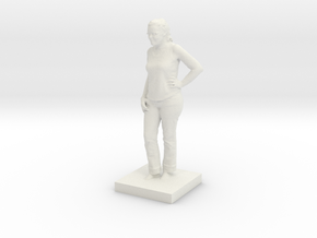 Printle C Femme 093 - 1/18 in White Strong & Flexible