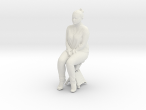 Printle C Femme 055 - 1/43 - wob in White Strong & Flexible