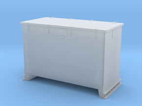 1/96 DKM 10.5cm Ammo Box in Smooth Fine Detail Plastic