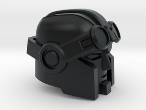 Whiny Hauler Head Voyager 1-piece in Black Hi-Def Acrylate