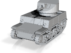 PV166A T13 B3 Tank Destroyer (28mm) in White Natural Versatile Plastic