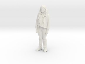 Printle C Femme 090 - 1/43 - wob in White Strong & Flexible