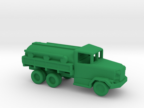 1/200 Scale M49 Fuel Truck in Green Strong & Flexible Polished