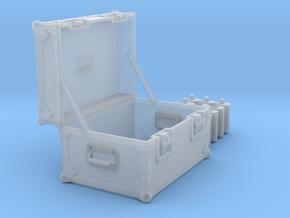 BACK FUTURE 1/8 EAGLEMOS PLUTONIUM BOX OPEN NO FOA in Smooth Fine Detail Plastic
