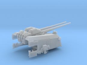 1/72 DKM Flak 10.5 cm SK C/31 in Smooth Fine Detail Plastic
