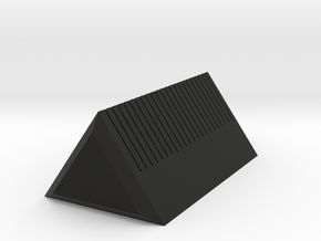 Business Card Holder in Black Strong & Flexible