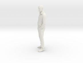 Printle C Homme 013 - 1/32 - wob in White Strong & Flexible